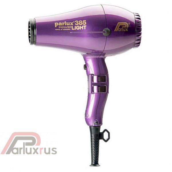 Профессиональный фен Parlux 385 Powerlight 0901-385 violet