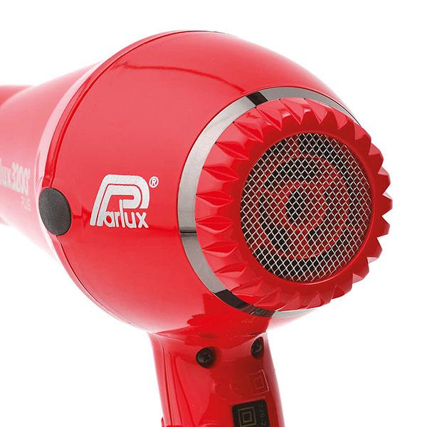 Профессиональный фен Parlux 3200 Compact Plus 0901-3200 plus red