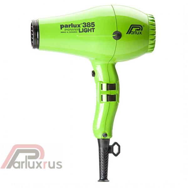 Профессиональный фен Parlux 385 Powerlight 0901-385 green
