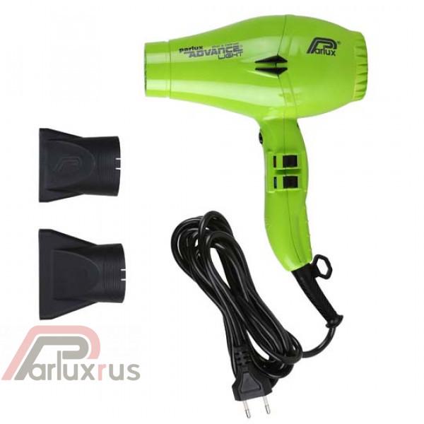 Профессиональный фен Parlux Advance Light 0901-Adv green