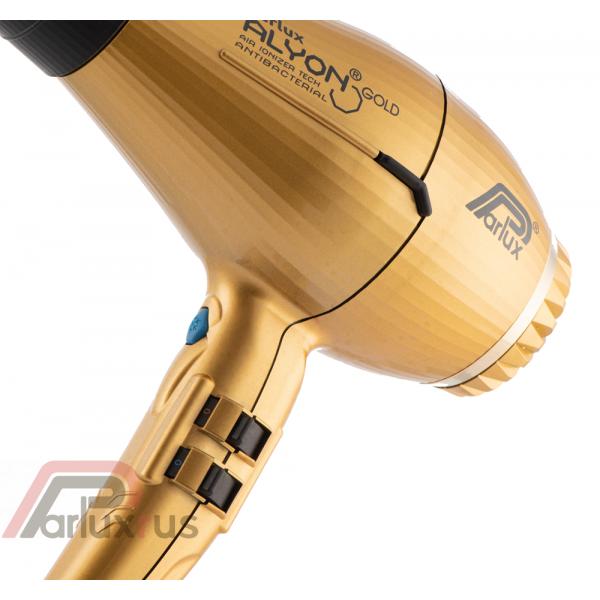 Профессиональный фен Parlux Alyon 0901-Alyon Gold
