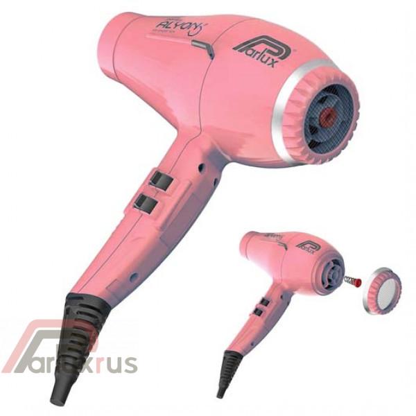 Профессиональный фен Parlux Alyon 0901-Alyon Pink