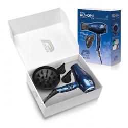 Набор фен Alyon Night Blue + диффузор MS Parlux Set-0901-AlyonNB